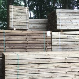Tanalised Timber & Fencing